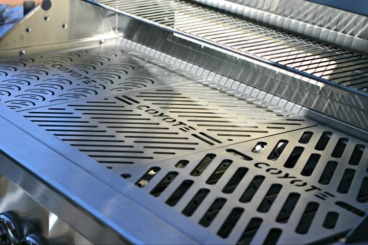 "Coyote Outdoor Living 42"" Grill from www.EverydayMaven.com"