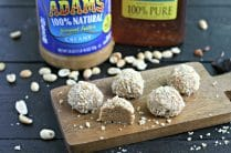 No Bake Honey Nut Truffles from www.EverydayMaven.com