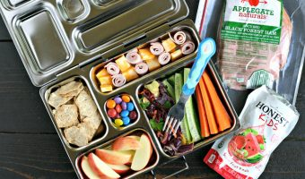 Packing Healthy School Lunches #RockTheLunchbox