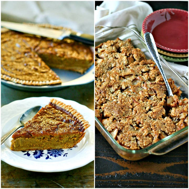 Gluten Free Thanksgiving Desserts from www.EverydayMaven.com