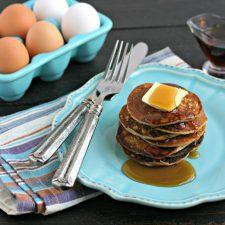 Plantain Pancakes {3 Ingredient}