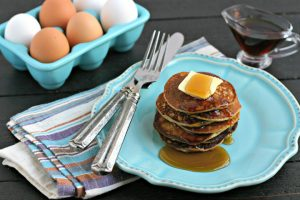 Plantain Pancakes {3 Ingredient}
