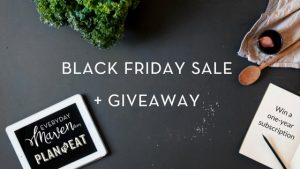 Plan To Eat Black Friday Sale from www.EverydayMaven.com