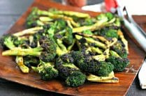 Perfect Grilled Broccoli from www.EverydayMaven.com