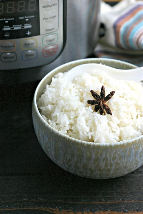 How To Make Perfect Rice in the Instant Pot from www.EverydayMaven.com