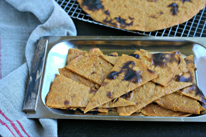 How To Make Socca: Grain and Gluten Free Chickpea Flatbread from www.EverydayMaven.com