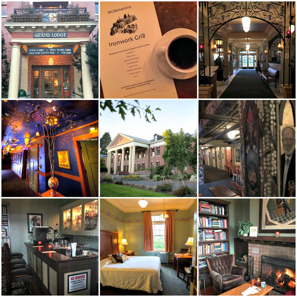McMenamins Grand Lodge #PNWFoodRetreat