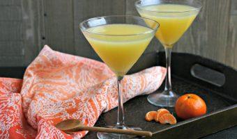 Coconut Orange Saketini and all about the #PNWFoodRetreat