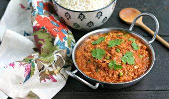 Vegetarian Jackfruit Curry