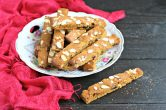 Cherry Almond Passover Biscotti from www.EverydayMaven.com