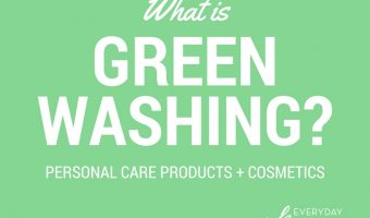 What is Greenwashing?