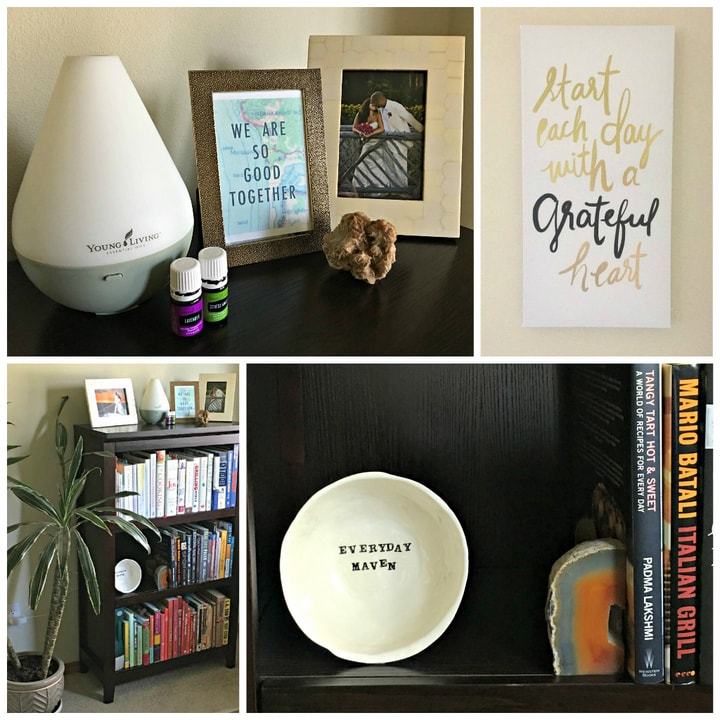 Essential Oil Diffuser for Home Office with www.EverydayMaven.com