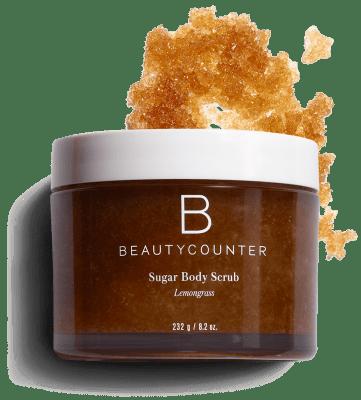 Beautycounter Lemongrass Body Scrub