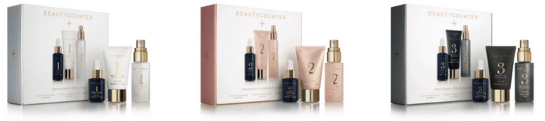 Beautycounter Spa Set Collections on www.EverydayMaven.com