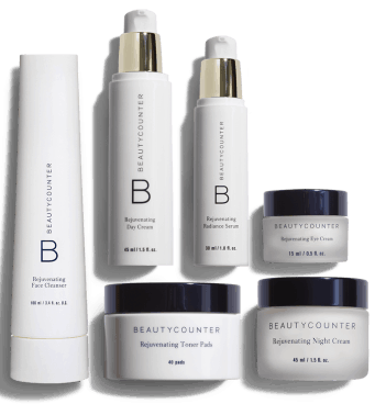 Beautycounter Rejuvenating Collection