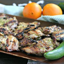 Spicy Asian Grilled Chicken Marinade
