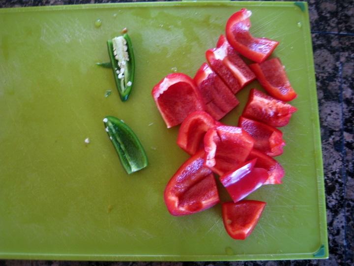 Bone Broth Gazpacho Ingredients from www.EverydayMaven.com