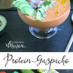 Bone Broth Gazpacho Recipe from www.EverydayMaven.com