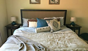 Non Toxic Bedroom: Makeover