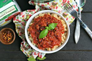 Quick Homemade Pasta Sauce with Sausage