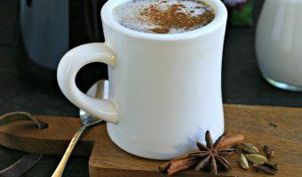 Dirty Chai Coffee