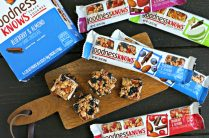 Smart Snacking with goodnessKNOWS and www.EverydayMaven.com