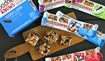 Smart Snacking with goodnessKNOWS
