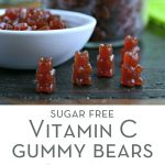Sugar Free Vitamin C Gummy Bears from www.EverydayMaven.com