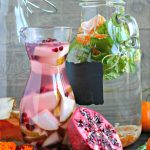 Winter Infused Water Ideas from www.EverydayMaven.com