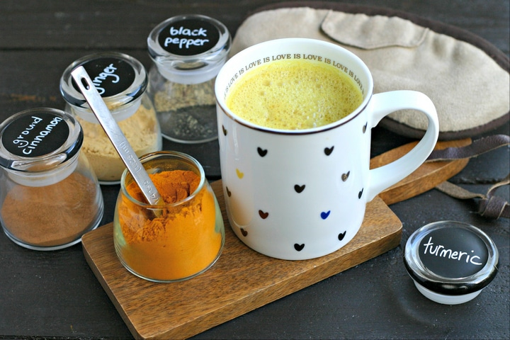 How to Make Turmeric Milk from www.EverydayMaven.com